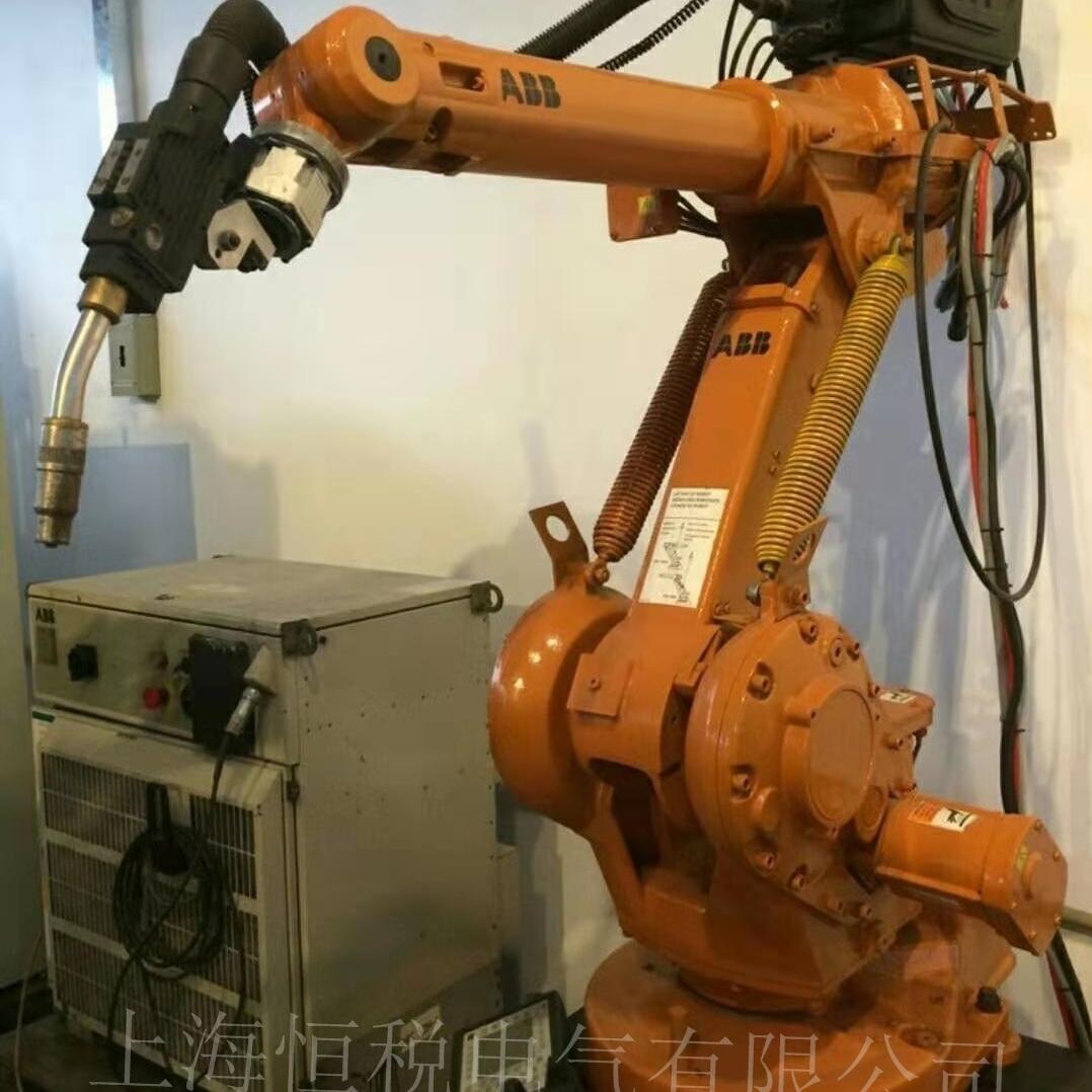 ABB机器人显示整流器驱动错误当天上门修理