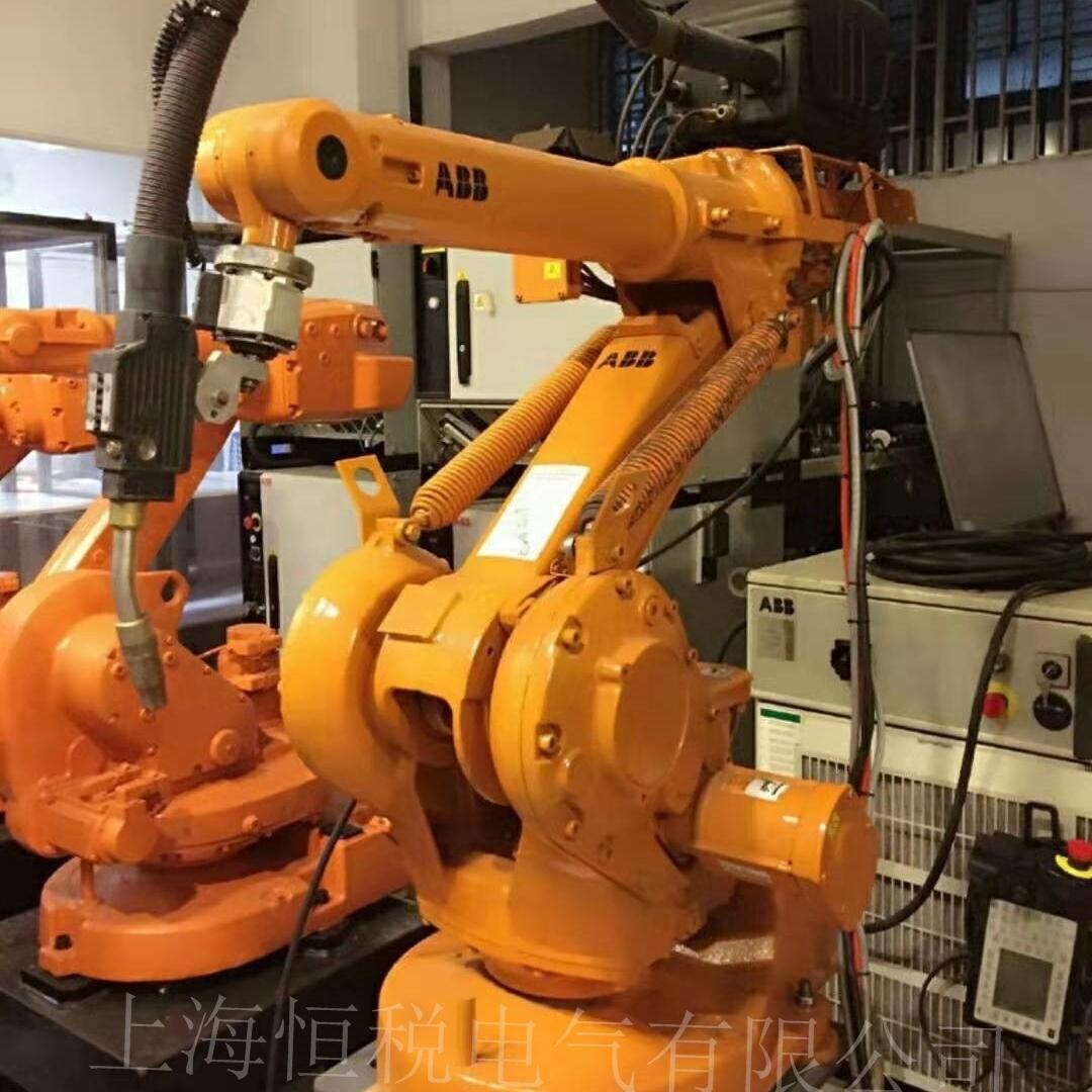 ABB机器人报警直流链路短路错误专业修理