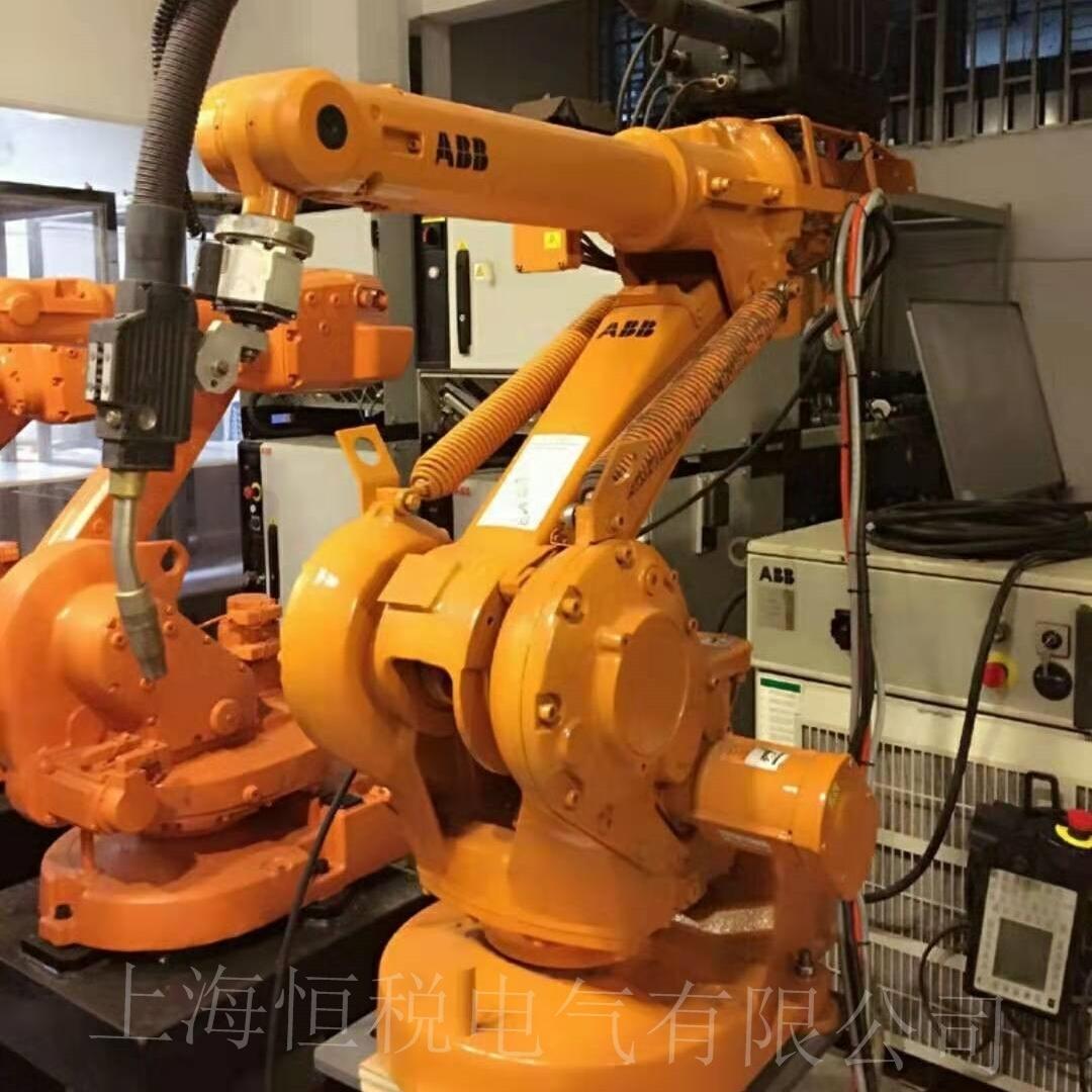 ABB机器人报警驱动单元温度错误修理电话