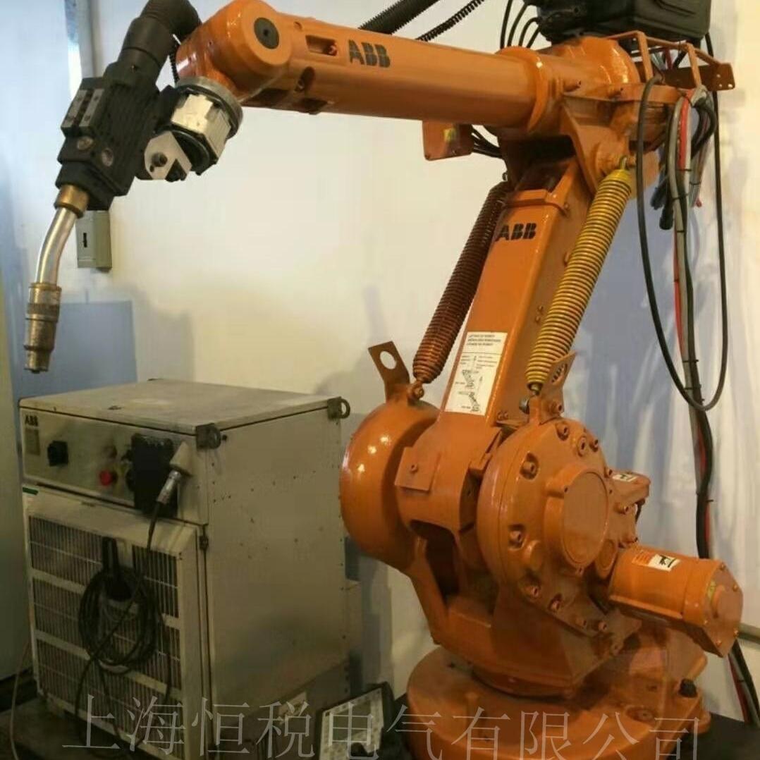 ABB机器人驱动装置的关键性错误维修解决