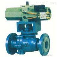 气动衬氟放料球阀FQ641生产厂家