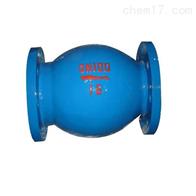 HQ41X不锈钢球形止回阀