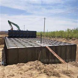 抗浮式消防箱泵一体化泵站常用型号