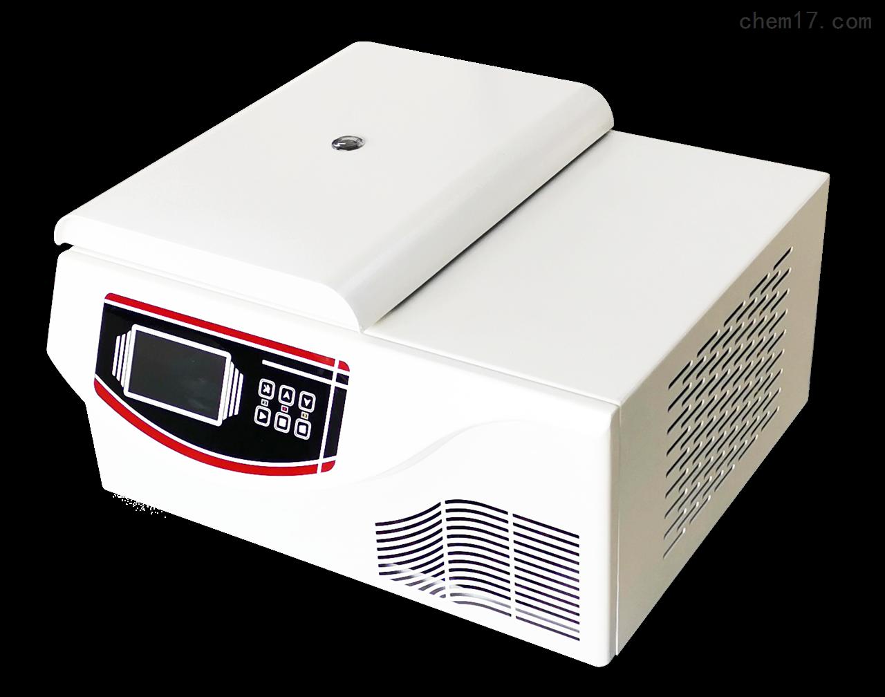 台式高速冷凍離心機