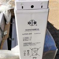 12V200AH双登蓄电池6-FMX-200批发零售价格