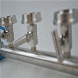 QYW-300三联封闭式无菌检查薄膜滤器