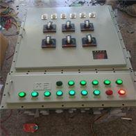 炼化厂用防爆照明配电箱钢板焊接防爆箱定做