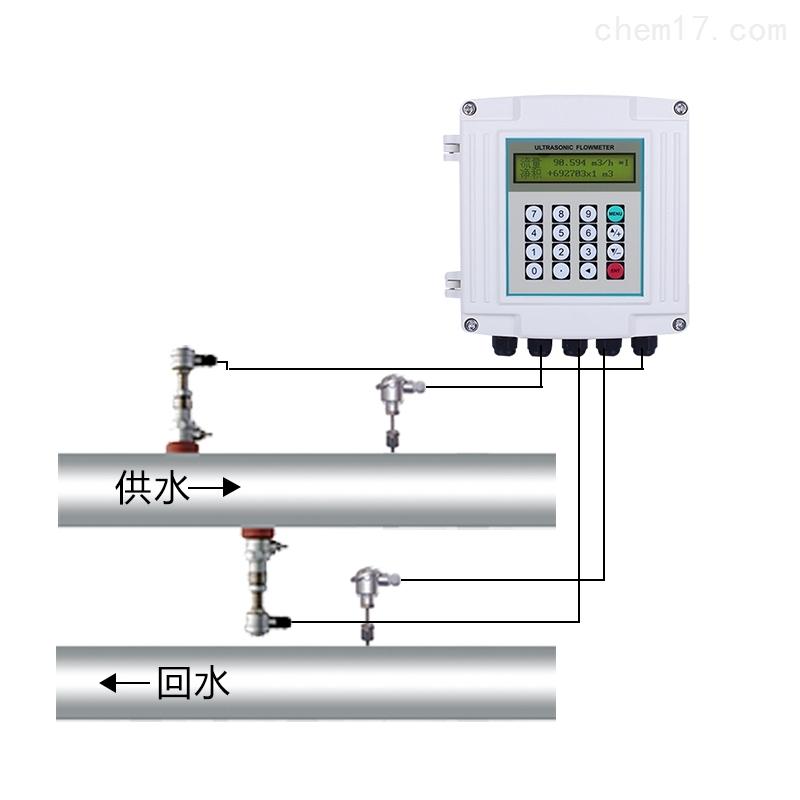 TDS-100RF1-BAC海峰DN50插入式超声波热量表