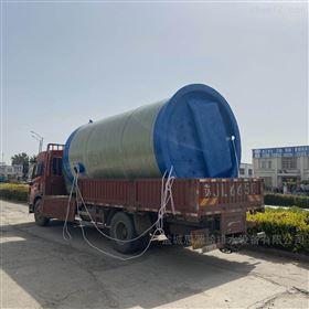 定制绵阳一体化预制泵站解决污水问题