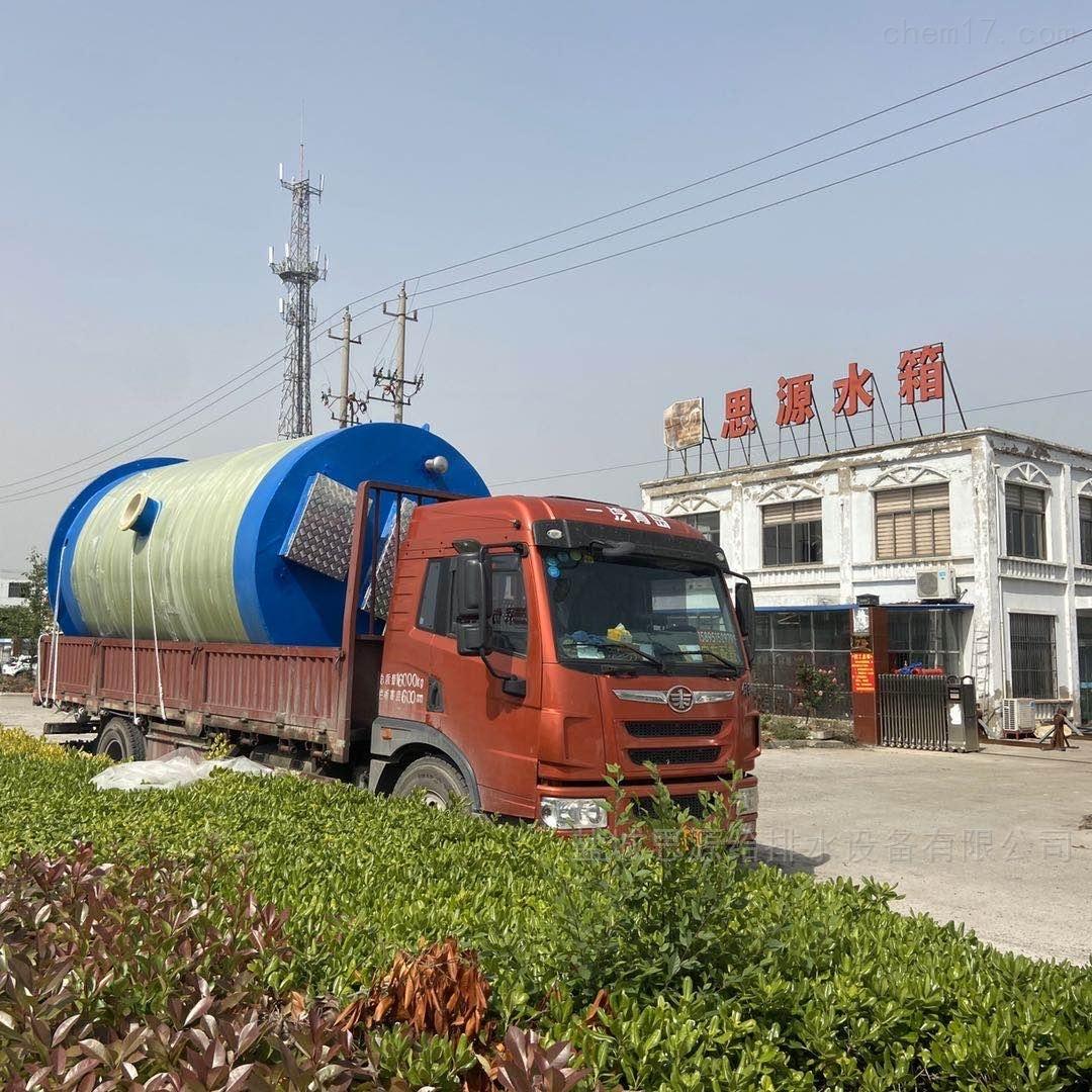 智能一体化预制泵站产品特点