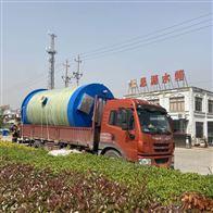 一体化污水提升泵站来完成相关处理过程