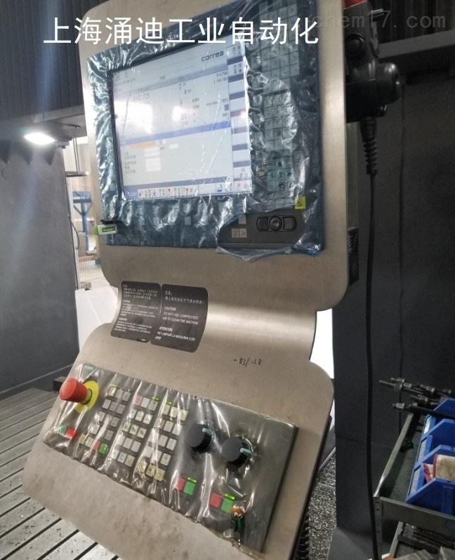 德玛吉机床西门子840D数控机床伺服电机报警