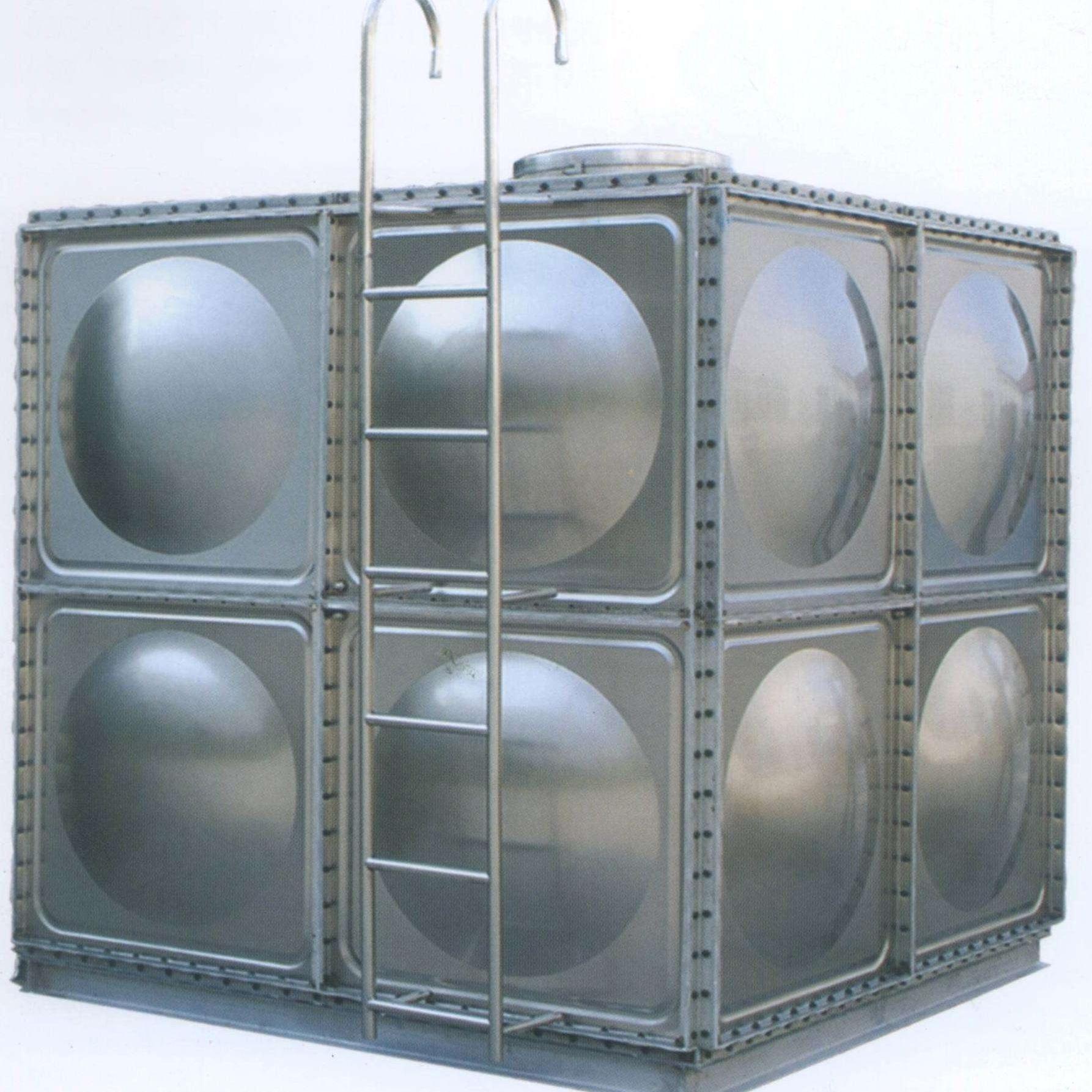 不锈钢方形水箱价格