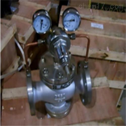 不锈钢气体减压阀图片