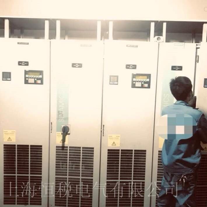 西门子G130变频器开机面板无显示维修中心