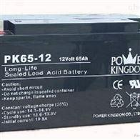 PK65-12三力蓄电池PK系列含税运