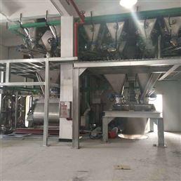 青海全自动粉料水溶肥生产线