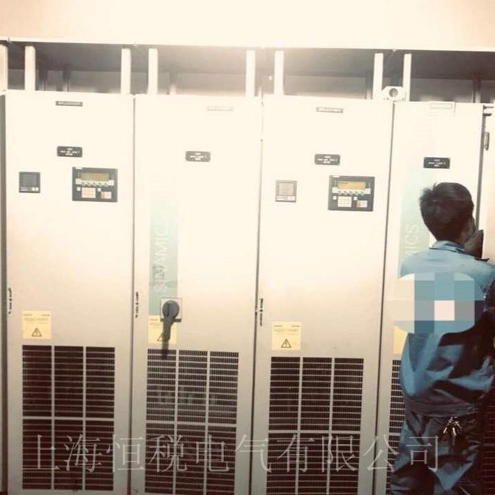 西门子变频器面板显示F011故障修复专家