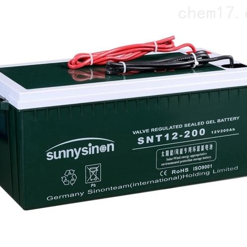 赛能蓄电池SNT12-150全新