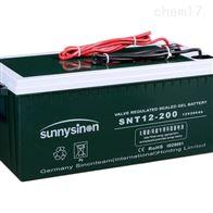 12V150AH赛能蓄电池SNT12-150全新