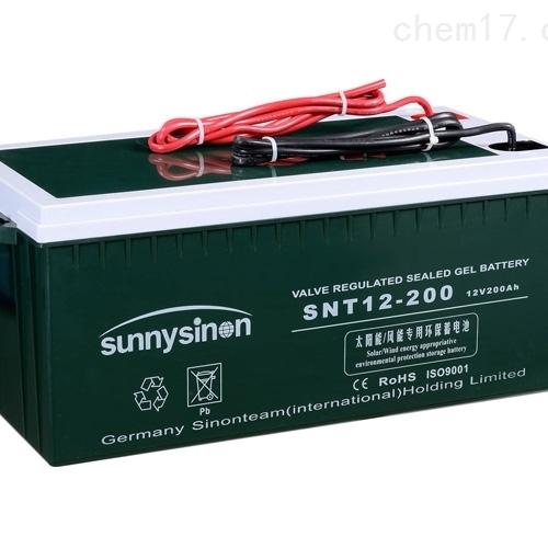 赛能蓄电池SNT12-200现货