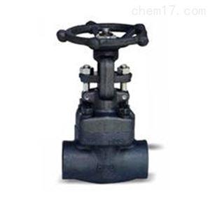 锻钢承插焊闸阀Z61Y品牌厂家一年保修