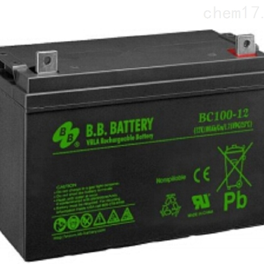 台湾BB蓄电池BC100-12批发