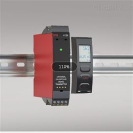 4184丹麦PR通用单/双极性信号变送器