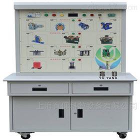 YUY-779L电梯安全装置识别实训柜