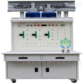 YUY-779G电梯门继电器控制操作实训柜