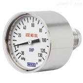 432.10, 432.15WIKA微型膜片压力表