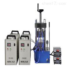 500度200mm加宽双平板电加热压片机