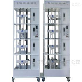 YUY-DT07双联四层透明仿真教学电梯实训模型