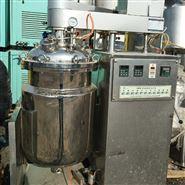 供应二手300升混合乳化机现货处理