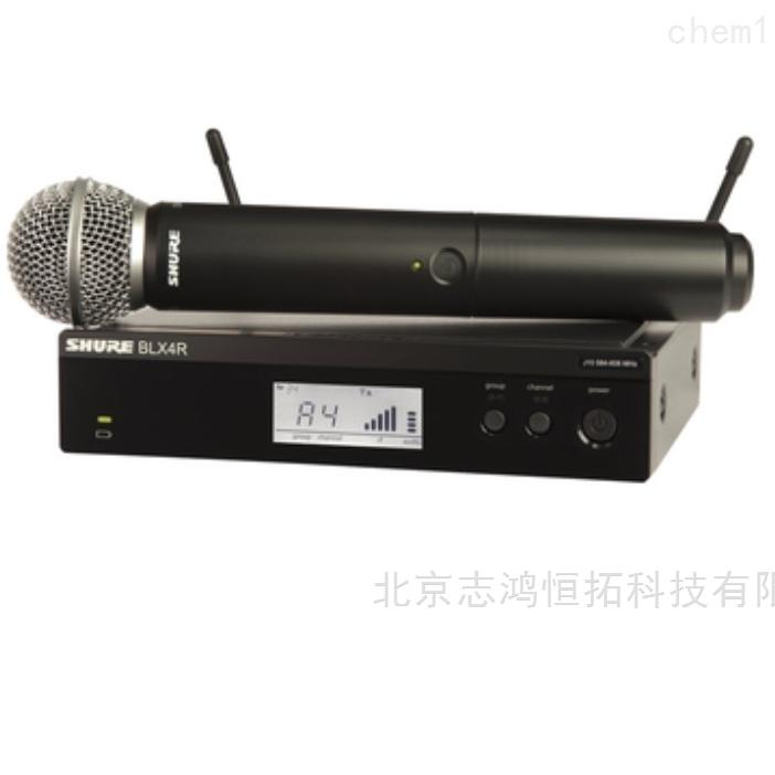 Shure音频单通道机架式无线话筒系统