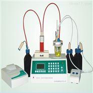 ZDJ-2S全自动卡氏水分测定仪