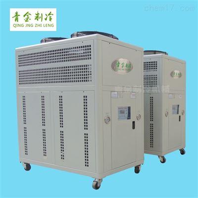 QX-5A风冷式冷水机冷却高分子材料