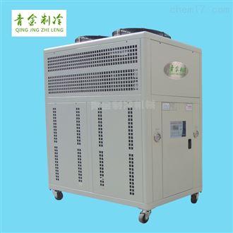 QX-8A工业冷水机8匹吹膜机