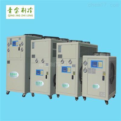 QX-20A复合板材高分子冷水机产线