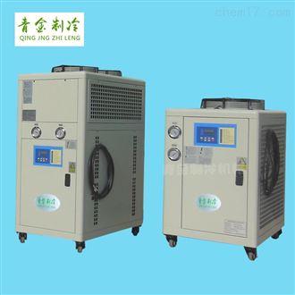 QX-12A快递袋塑料吹膜机风冷式冷水机