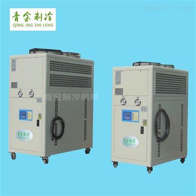 QX-15A饮料食品降温风冷式冷水机青金制冷品牌
