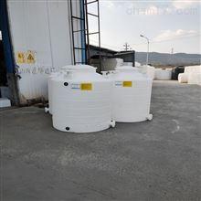 1000升化工PE塑料水塔药剂储罐防腐蚀水箱