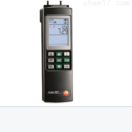德国德图Testo专业型高精度差压测量仪