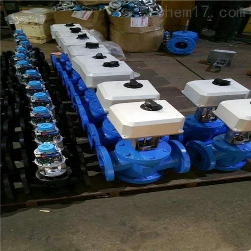 动态平衡电动调节阀EDRV批发理采购购买