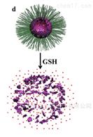 介孔硅二硫键侨联介孔二氧化硅100nm GSH响应