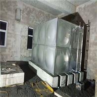 800 900 1000 立方广西不锈钢地埋式水箱维修厂家