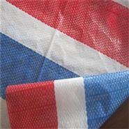 单膜聚乙烯防晒彩条布批发商