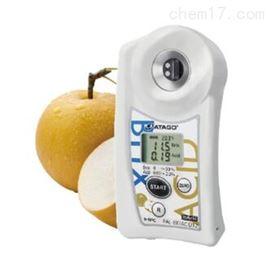 PAL-BX丨ACID 12亚洲梨/幸水梨糖酸度计