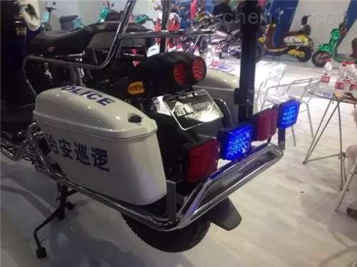 红蓝前闪灯  摩托车灯具