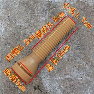60-70-90mm打毛机胶棒